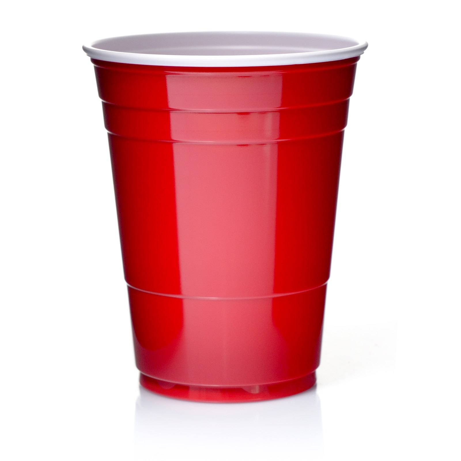 Rote Plastikbecher Solo Cups 16oz Rote Becher 473 Ml Red Cup Original Usa 100