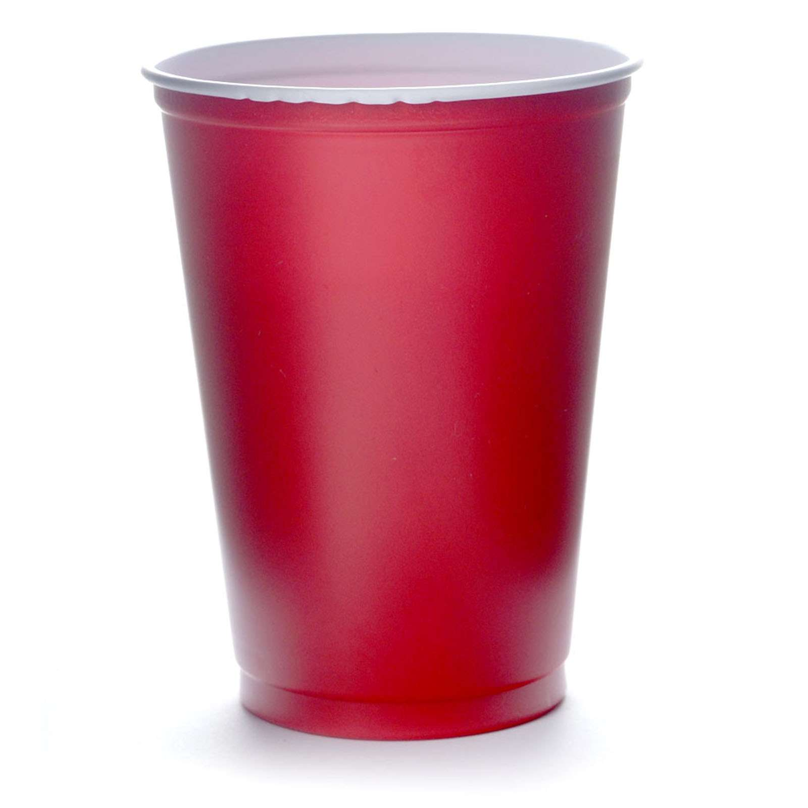 Rote Plastikbecher Solo Cups 10oz Beer Pong 100 American Cup Usa 295ml