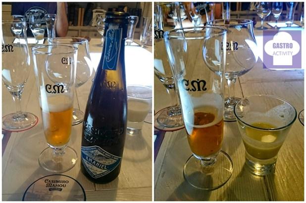 Cerveza Amaniel de Casaimiro Mahou