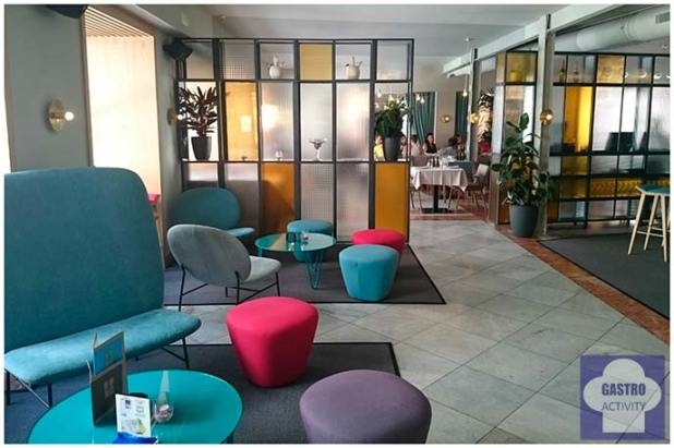 Lounge restaurante Atalanta