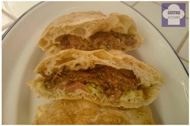 Bocadillo Steak Tartar