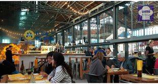 El 300 del Born Barcelona Espacio Gastronomico