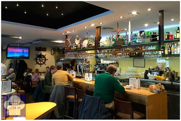 Restaurante El Patron Grupo La Maquina