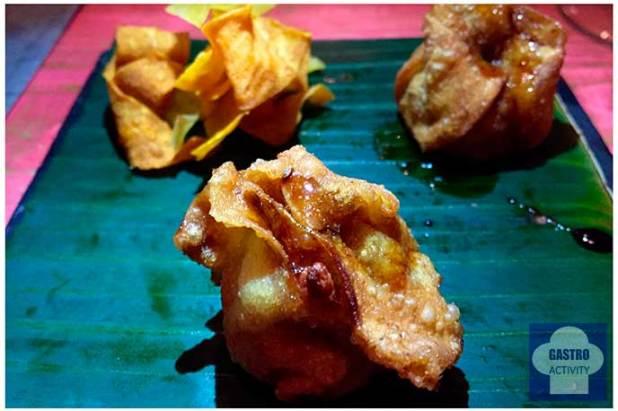 Sio-Mai Namit Gastrobar comida filipina Madrid