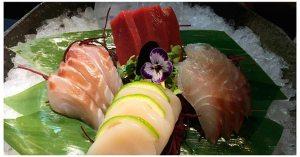 Restaurante Enso Sushi japones Castellana Madrid