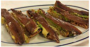 Restaurante Bocaito Madrid Chueca tostas y bocaitos