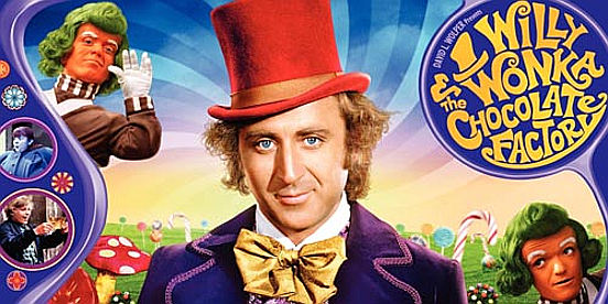 Hurra Libro Willy Wonka