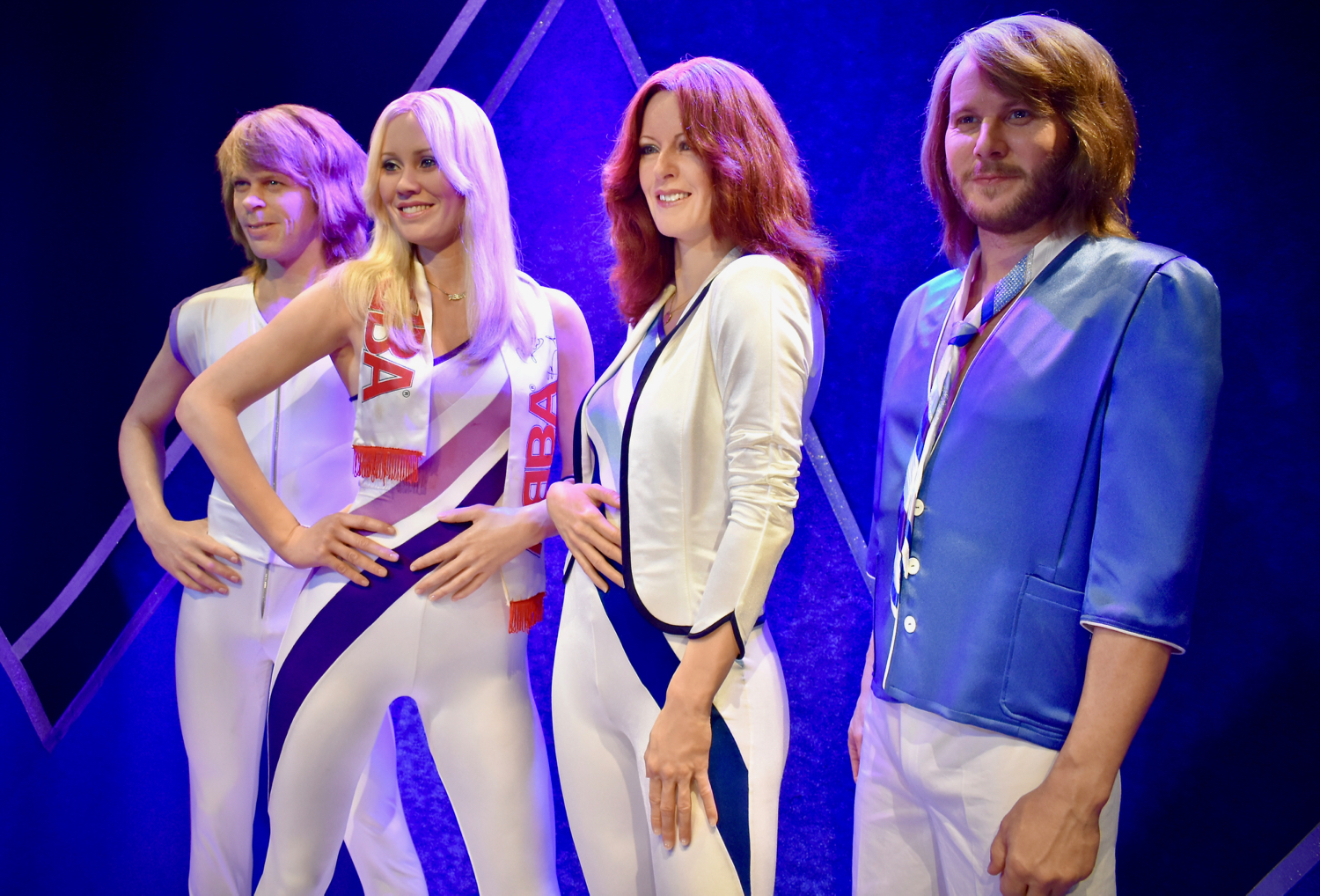 Abba Band Walk In Dance Out Abba The Museum Stockholm Sweden