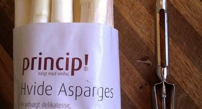 Som nævnt tidligere, laver tyskerne altså ganske fornuftige asparges...