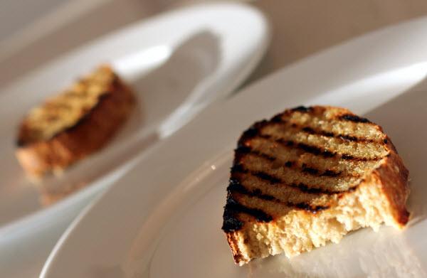Brød fra grillpande