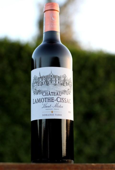 Chateau Lamothe-Cissac 2010