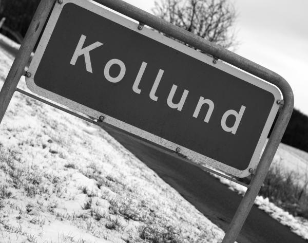 Fakkelgaarden ligger i den lille by Kollund...