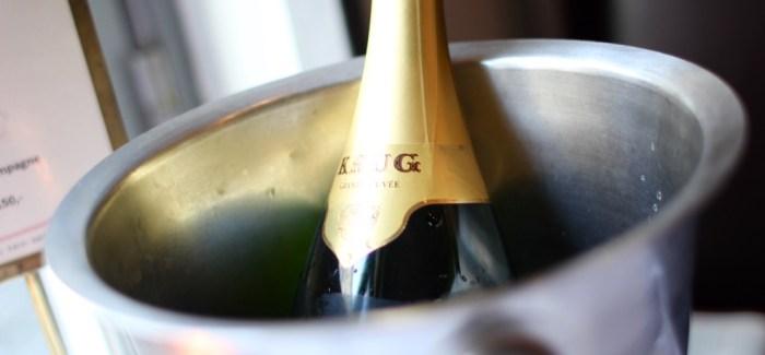 NYTÅRSKONKURRENCE: Vind en flaske Krug Grande Cuvée