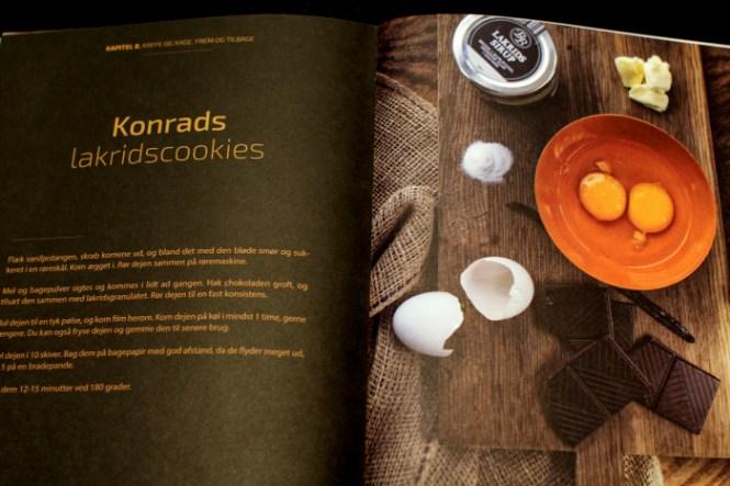 Madfars søn Konrads favorit dessert!