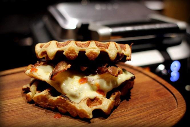 Chicken N Waffles mine damer og herrer...