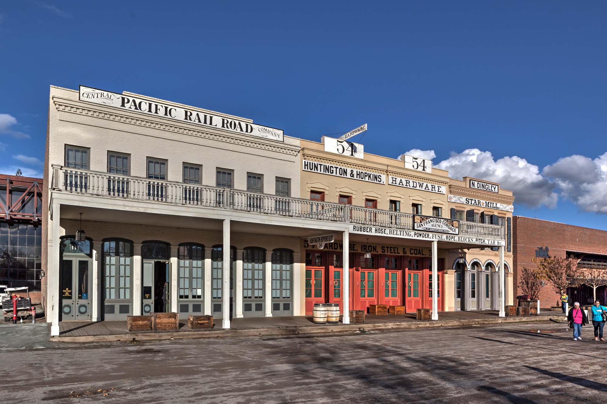 Hotels Close To Old Town Sacramento