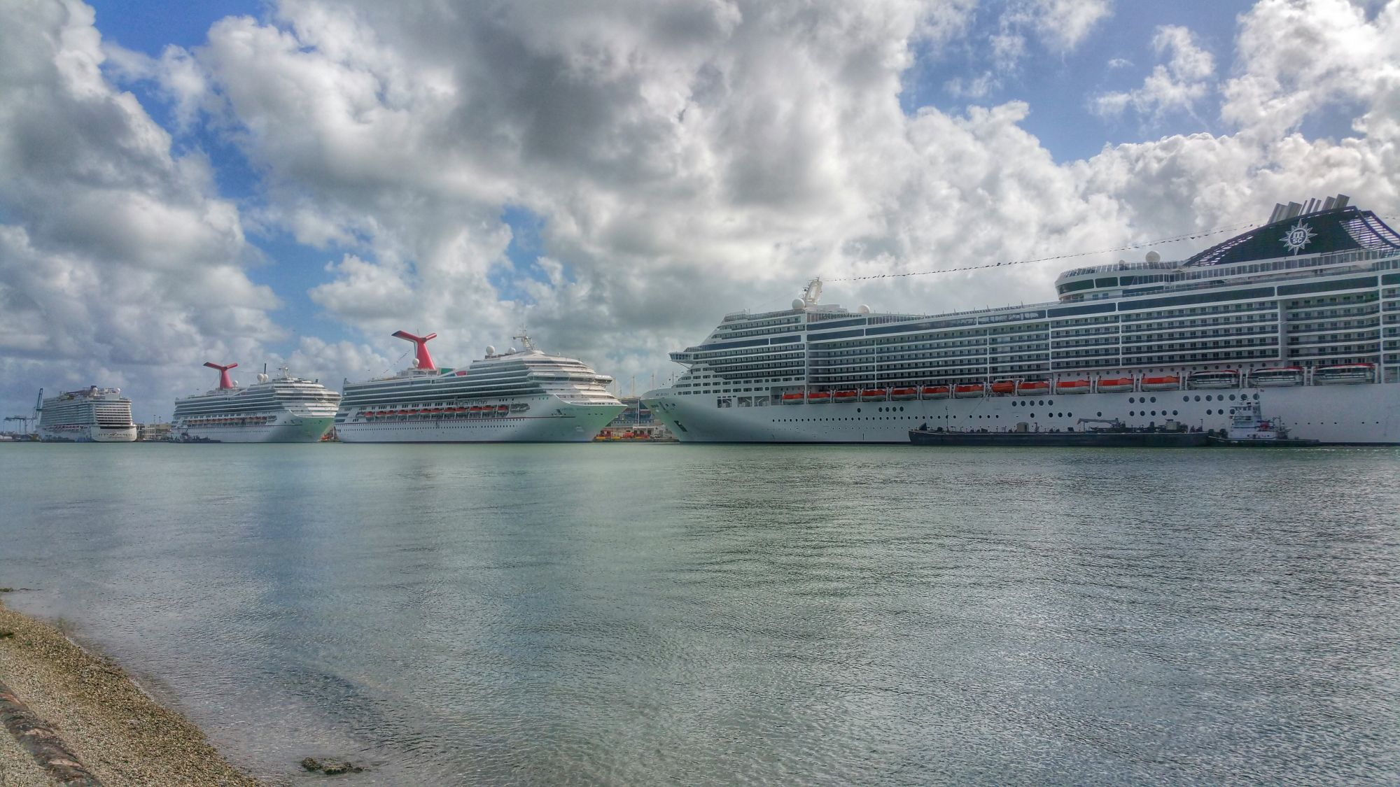 Miami Port The Best Spots To Watch Cruise Ships In Miami Gate To Adventures