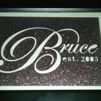 Personalized Last Name & Year est. Cut Out Signs