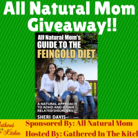 All Natural Mom Giveaway!!