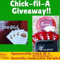 Chick-fil-A Giveaway!!