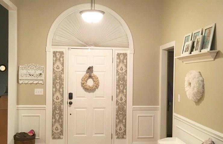 Foyer Renovation
