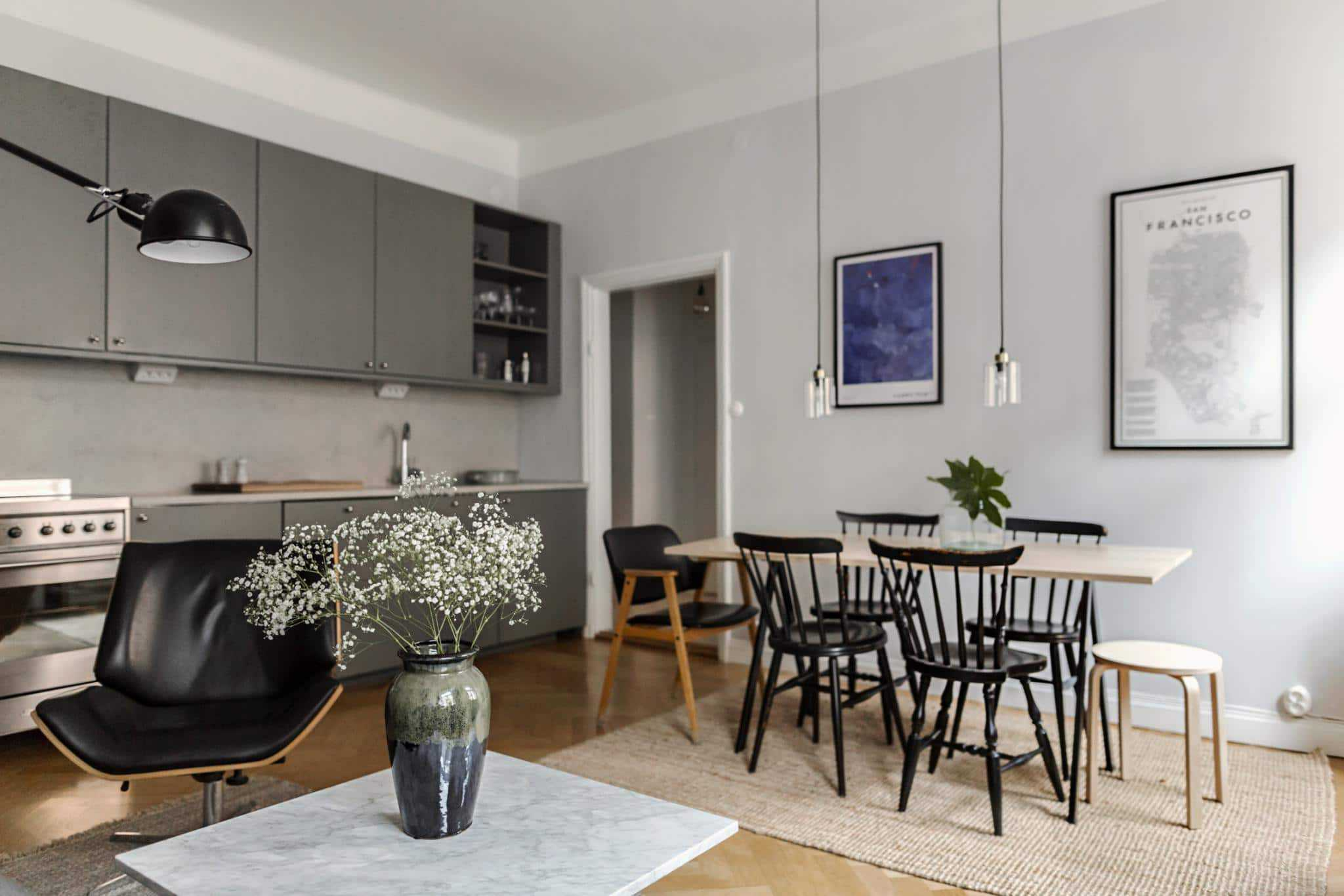 Swedish Decorating How To Decorate A Small Apartment 10 Secrets Gathering Dreams