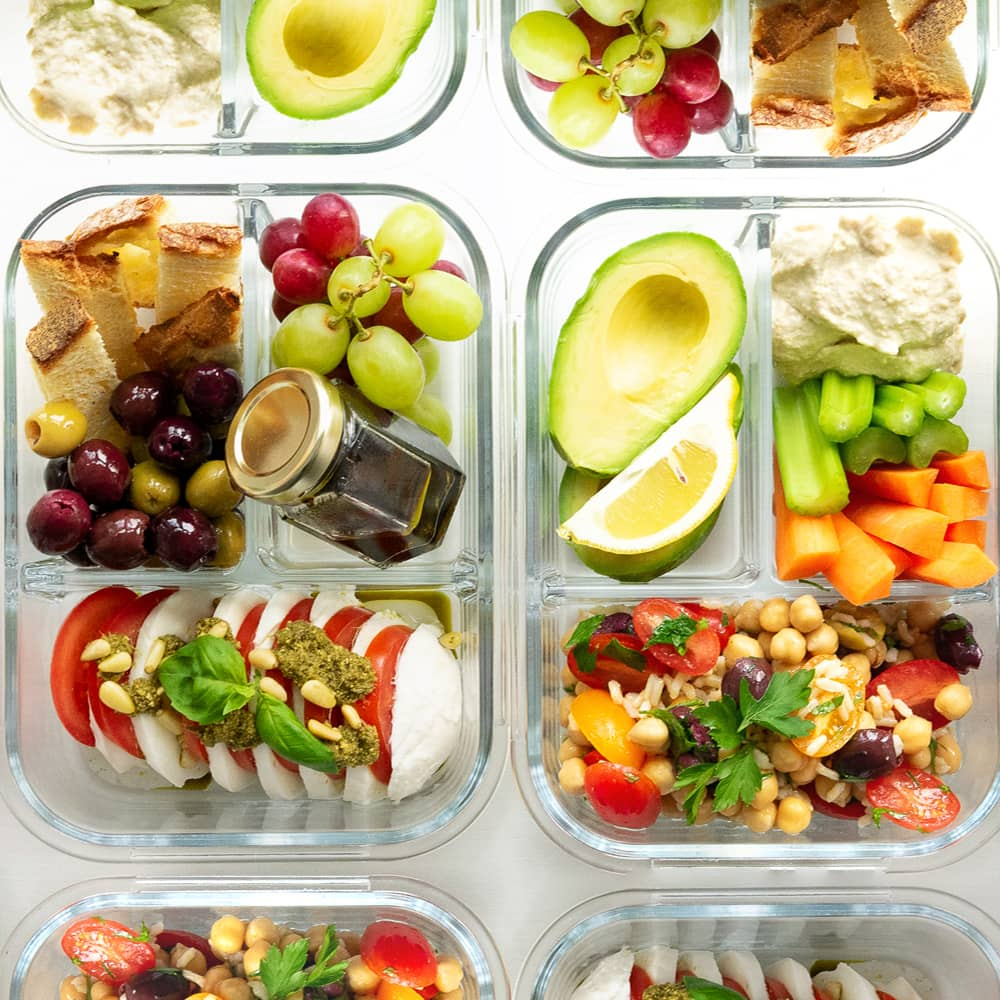 Lunch In A Box 5 Awesome Lunch Box Ideas