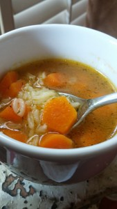 chickenricesoup