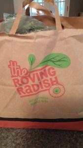 rovingradish