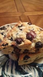 blueberry scones 3