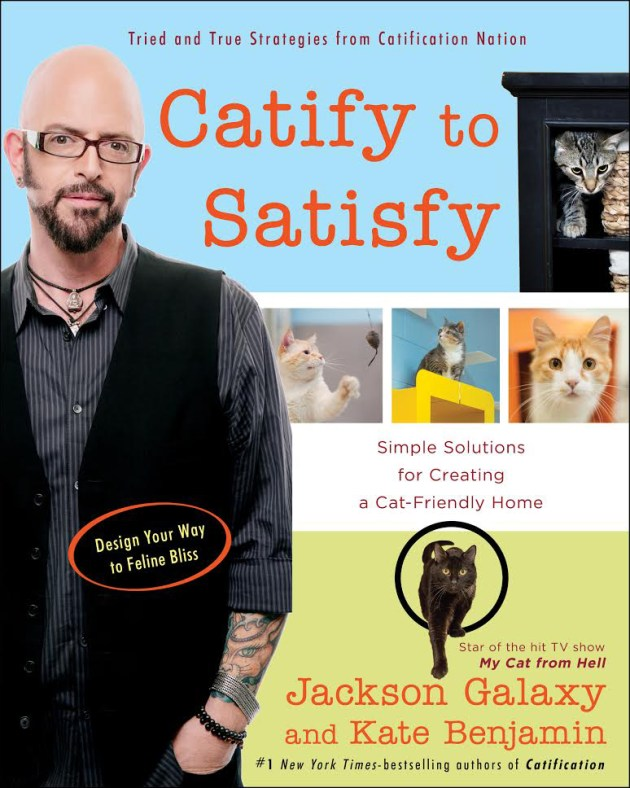 Catify to Satisfy cover