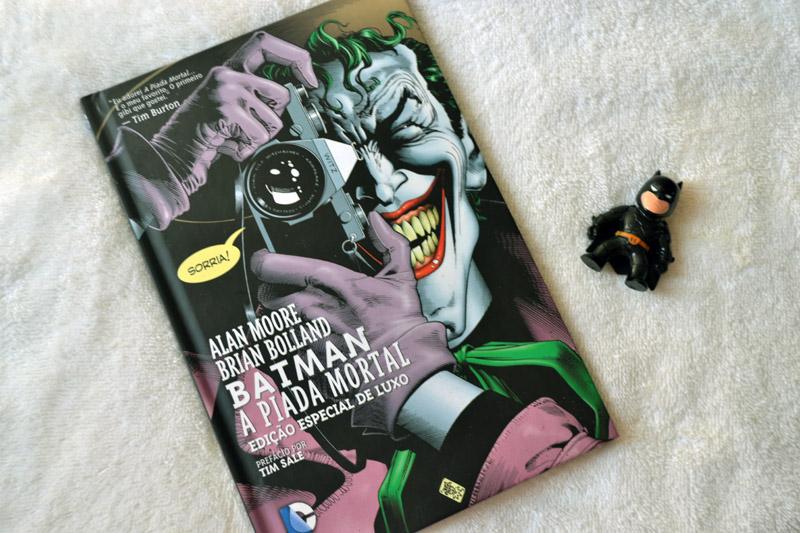 O Gato leu: Batman: A Piada Mortal