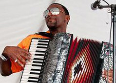 10:30 PM -- Curley Taylor & Zydeco Trouble