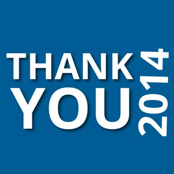 thank you 2014 image