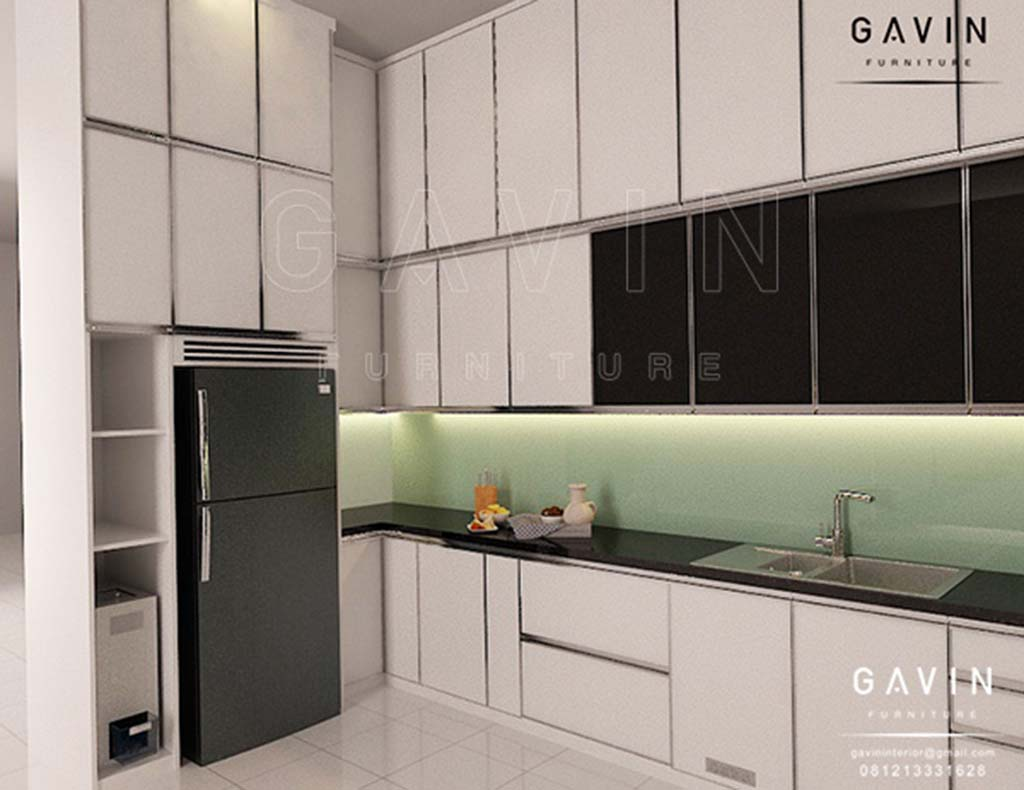 Design Kitchen Set Minimalis Modern Referensi Contoh Kitchen Set Minimalis Modern Putih Di Kampung