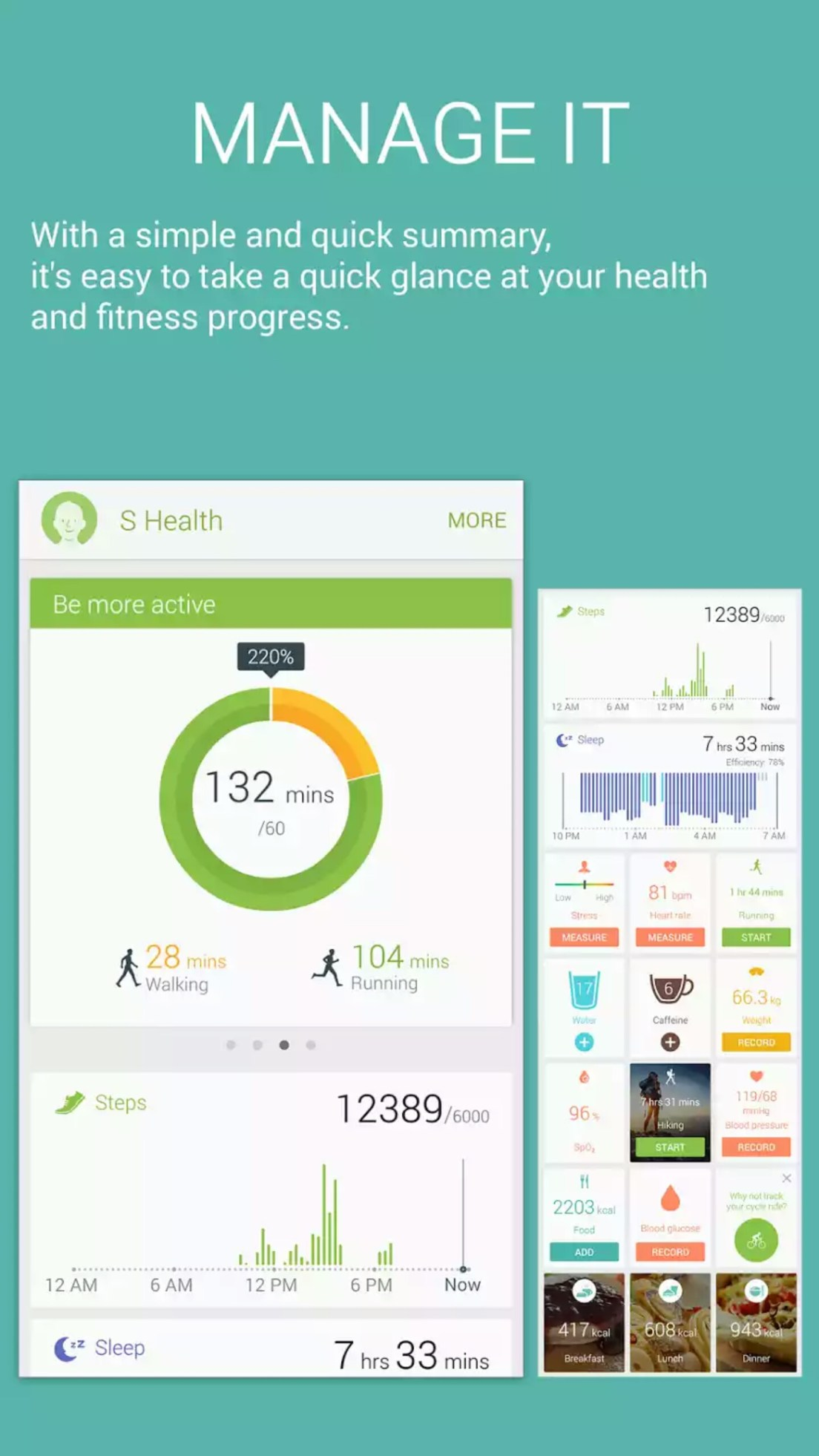 samsung health fitbit