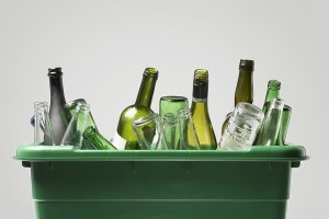 Blue Bins and Glass Recycling explained