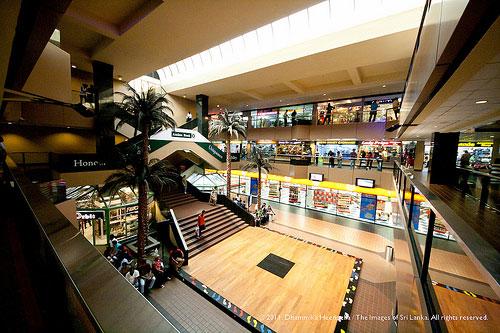 Colombo Shopping: Majestic City