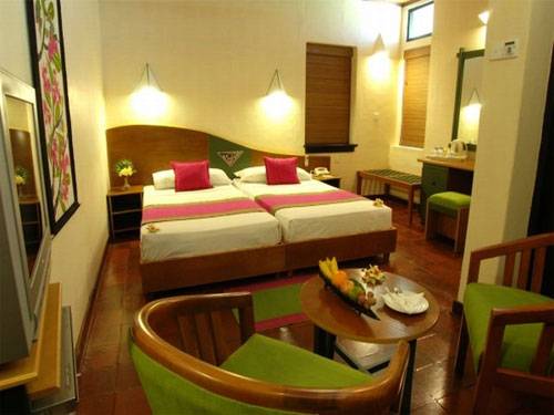 Negombo Beach Hotels: Club Hotel Dolphin Negombo