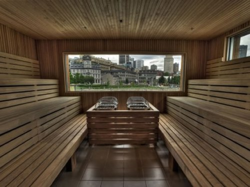 Coolest Spas Around The World: Montreal Spa Bota Bota, Canada