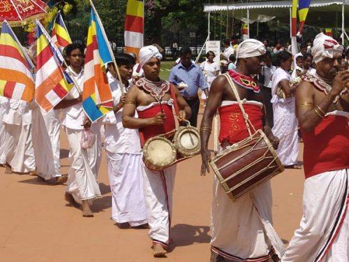 Vesak Parade