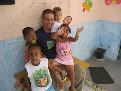 Volunteering in Brazil with orphan children
