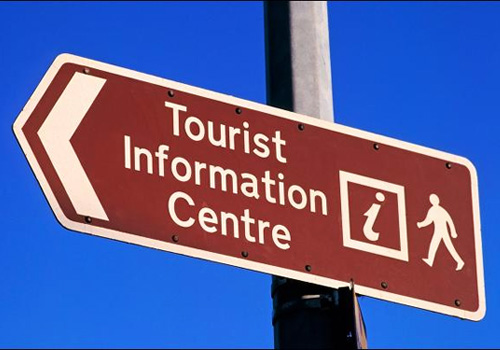 Travel Questions: Tourist Information Center