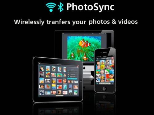 PhotoSynch App