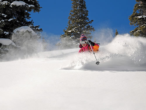 Best Family Vacation Activities: Skiing In Telluride