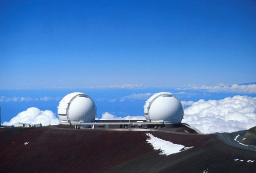 The Summit of Mauna Kea