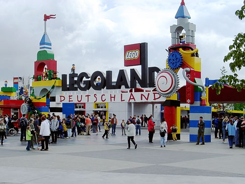Legoland Theme Park Germany
