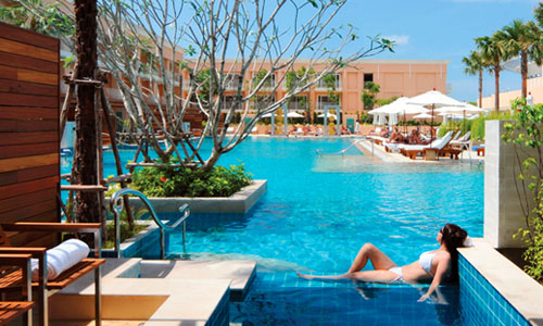 Phuket Hotels With Room Access: Millennium Resort