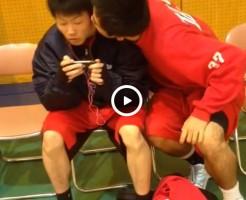 【Vine動画】スリ筋タイプの部活系男子がキスしたいと実践!⇒結果は微妙な反応にww