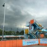 台北でゲイに人気のプール 青年公園プール